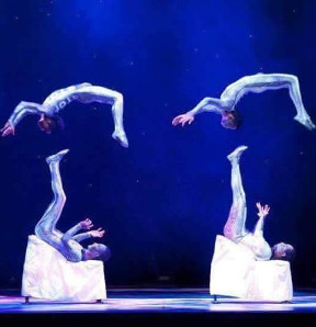 Acrobatic group 135 min